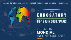 Eurosatory 2020 Paris Air Airland Defence Show