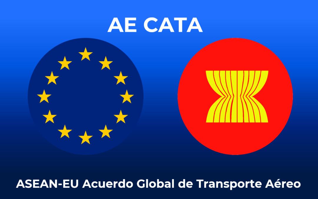 Primer acuerdo de «Cielos Abiertos» entre la UE y la ASEAN