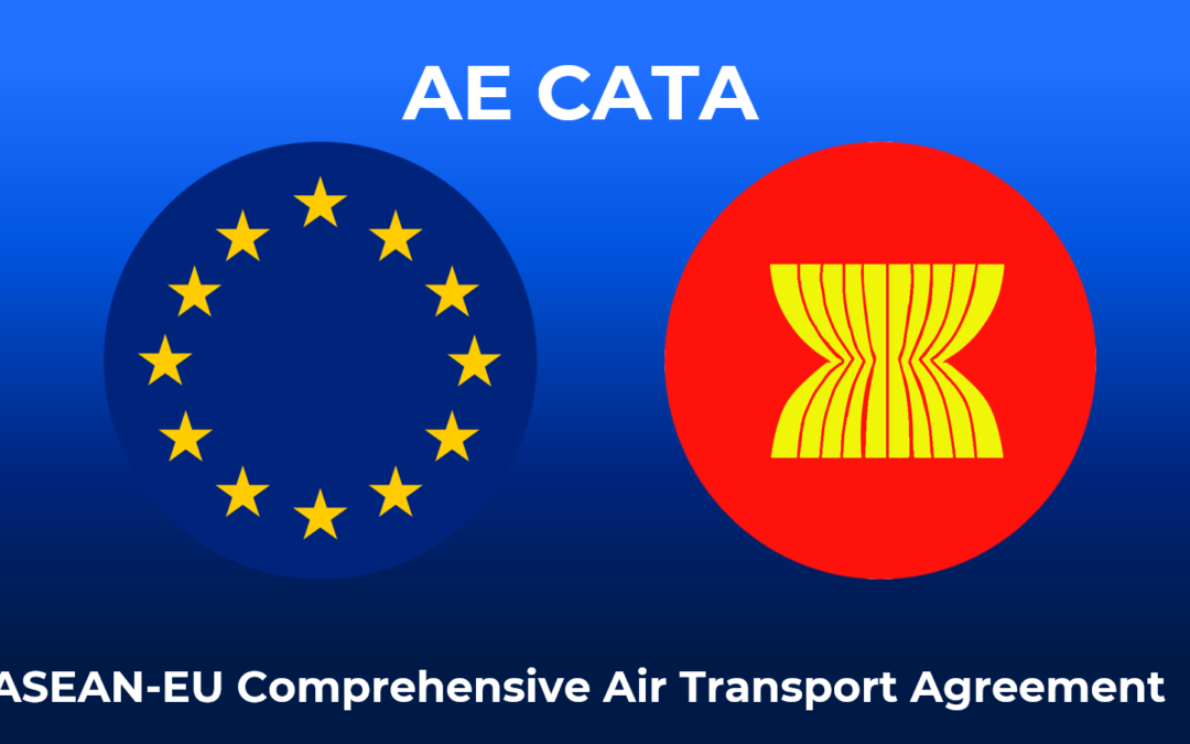 """First """"Open Skies"""" agreement between the EU and ASEAN"""
